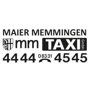Logo Taxi Maier Memmingen