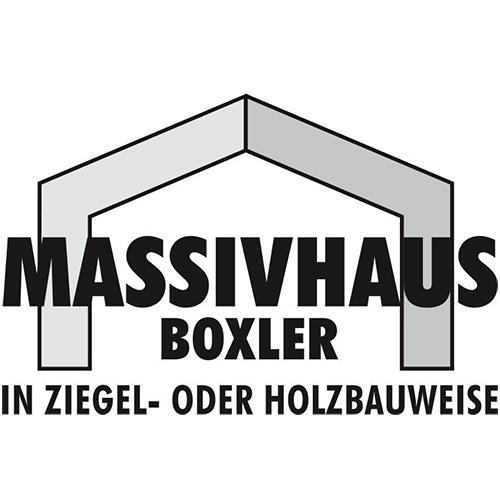 Massivhaus Boxler Logo
