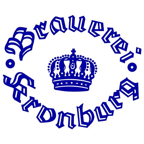 Brauerei Kronburg Logo